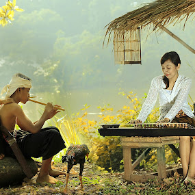 Morning Simphony  by Achepot Chepot - Babies & Children Children Candids