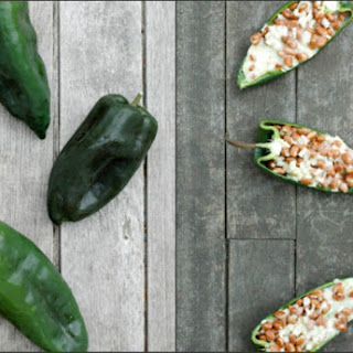 Grilled Chiles 'Resemblos'