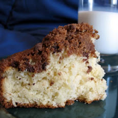 Quick Coffee Cake