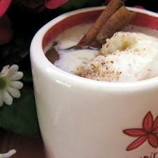 Cinnamon Hazelnut Cream Coffee