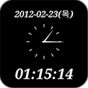 AI DigitalClock icon