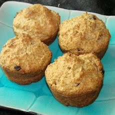 Raisin or Date Bran Muffins