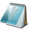 HVAC Equipment Notebook icon