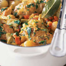 Fragrant Chicken Stew Recipe