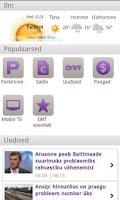 Screenshot of EMT SurfPort