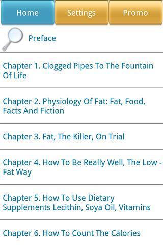【免費健康App】Low Fat Way to Health-APP點子