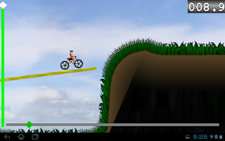 Screenshot of Mountain Bike Mayhem Lite