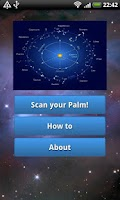 Screenshot of Palm Scanner
