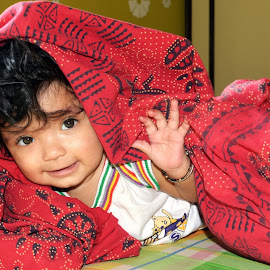 Sona by Subhasis Ghosh - Babies & Children Children Candids ( child, tender, beauty, baby, cute, human )