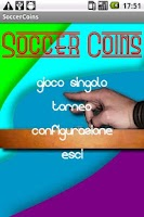 Screenshot of Soccer Coins