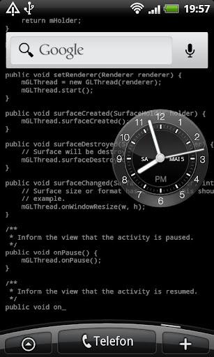 Coder's Live Wallpaper