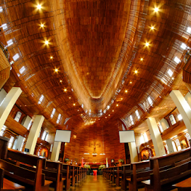 stella maris church jakarta by Irwan Budiman - Buildings & Architecture Places of Worship