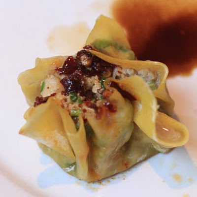 """Spiced Pork and Water Chestnut Siu Mai Dumplings"""