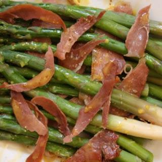 Asparagus And Ham Salad Recipes