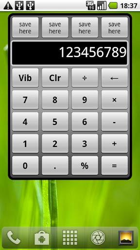 玩工具App|Calculator Widget (Free)免費|APP試玩