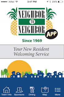 Neighbor to Neighbor - screenshot