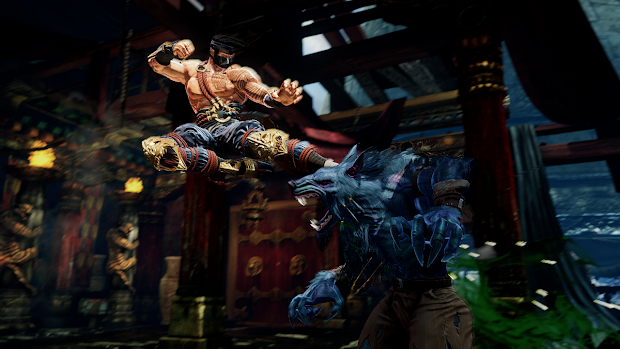 Double Helix 'jailing' Killer Instinct rage-quitters