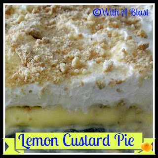 Sugar Free Custard Pie Recipes