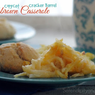 Hashbrown Casserole- Cracker Barrel Copy Cat