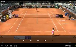 Screenshot of SuperTennis