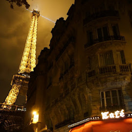 Paris by night! by John Crowley - Novices Only Street & Candid