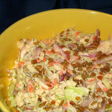 Sunflower Seed Coleslaw