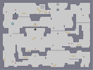Thumbnail of the map 'Old Yellow Bricks'