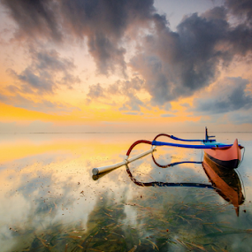 90 by Wisnu Taranninggrat - Landscapes Sunsets & Sunrises