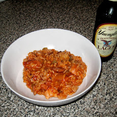 Birthday Jambalaya