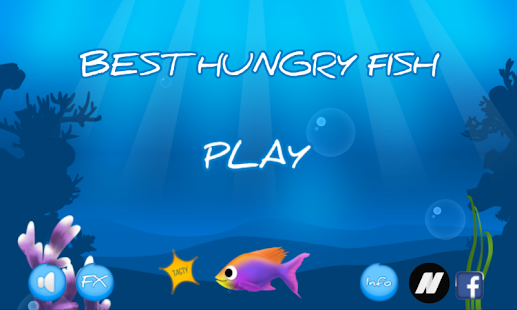 Best Hungry Fish Apk 2 0 Free Arcade Apps For Android