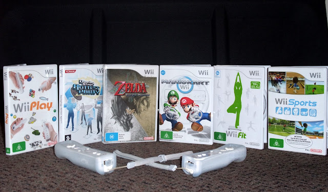 Wii titles