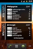 Screenshot of Nästa Tur