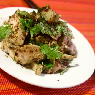 Sichuan-Style Hot and Numbing Sliced Turkey
