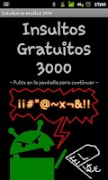 Screenshot of Insultos Gratuitos 3000