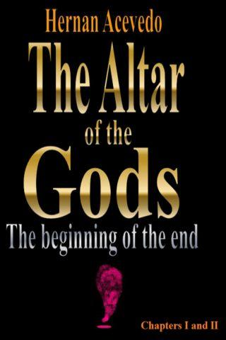The Altar of the Gods 1 - 2