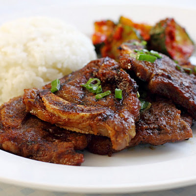 Korean Kalbi Ribs