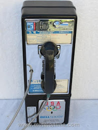 Single Slot Payphones - Bell South 1