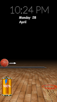 Screenshot of BasketBall Screen Lock