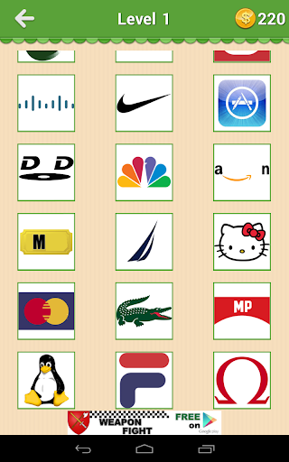 Guess The Brand - Logo Mania - screenshot