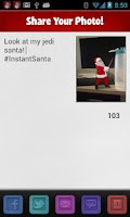 Screenshot of Instant Santa