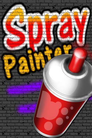 玩免費娛樂APP|下載Spray Painter 噴畫家 app不用錢|硬是要APP