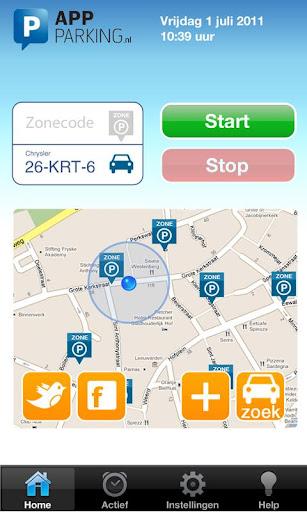 App-Parking