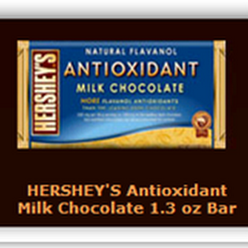 Antioxidant Chocolate - a healthy candy bar