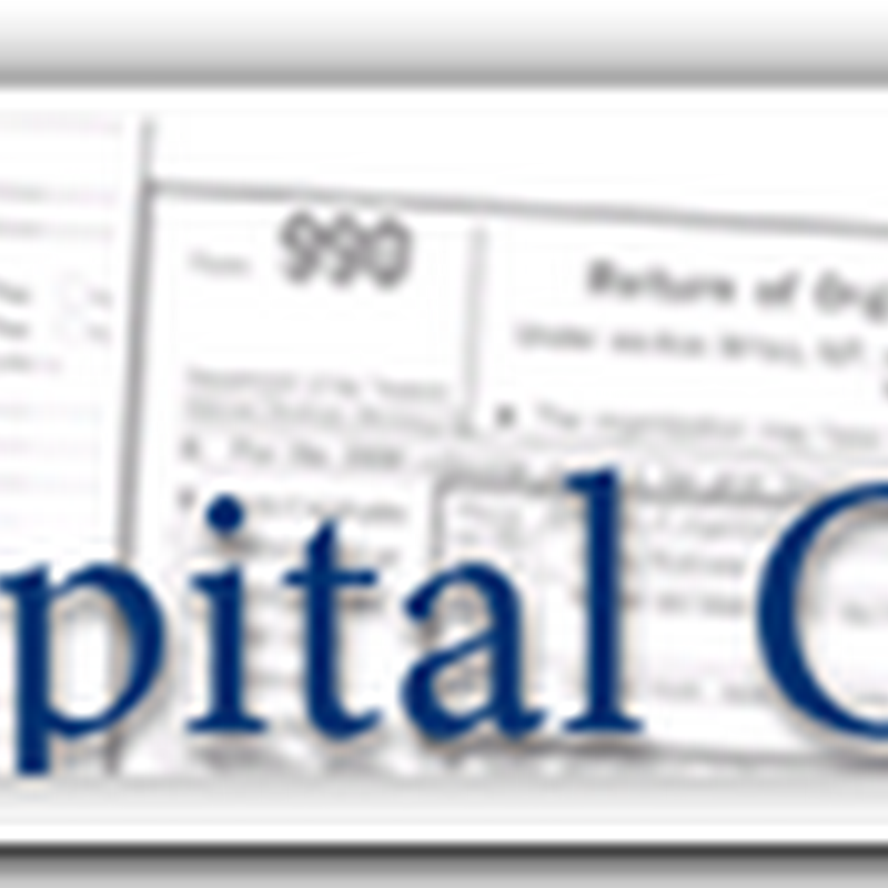 Coalition on Form 990 For Hospitals