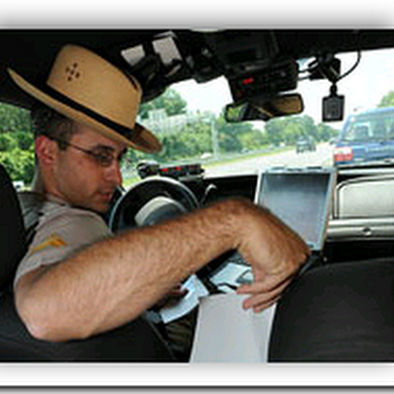 Electronic citations speed up ticketing process for police