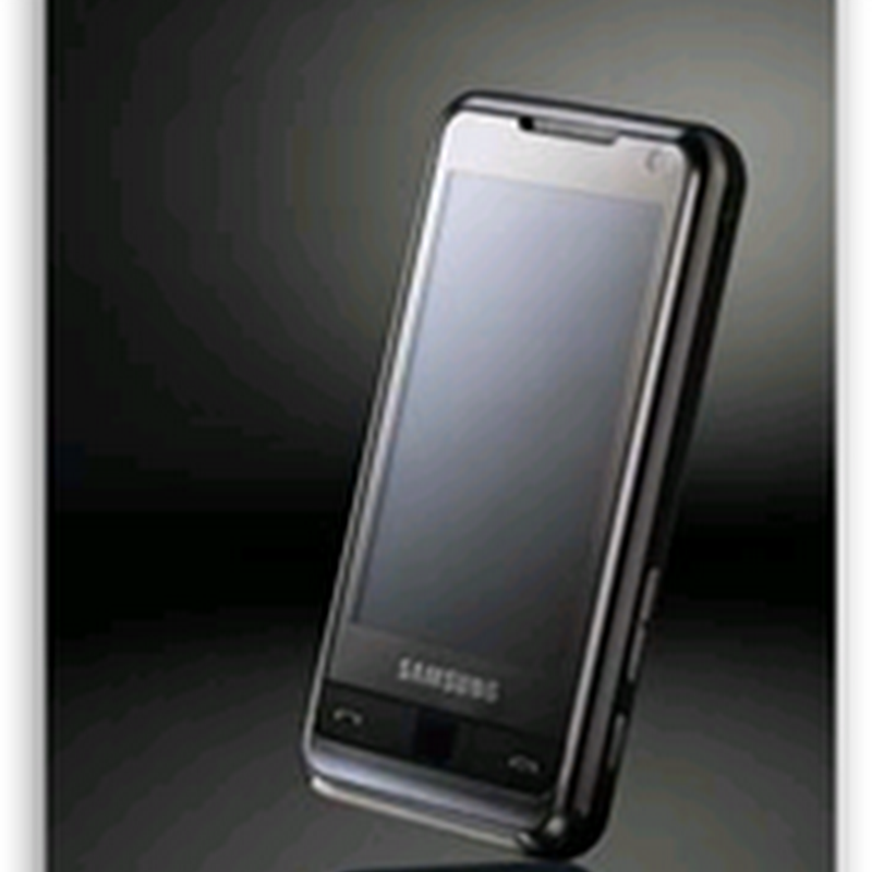 SAMSUNG DEBUTS OMNIA i900 Cell Phone…Windows Mobile Tool for Healthcare…coming soon..