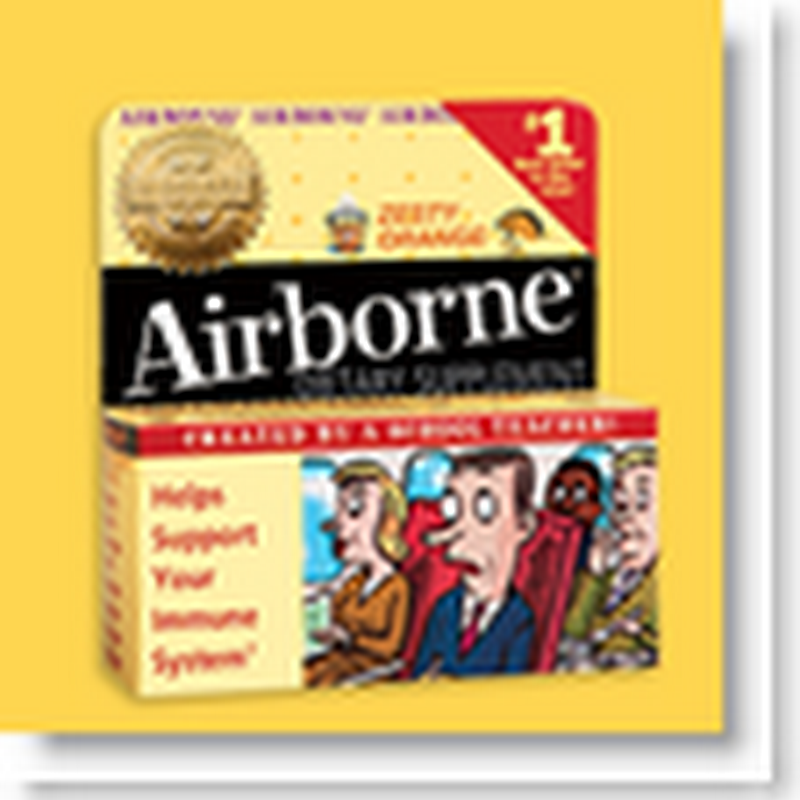 Airborne Coughs Up Millions to Settle Suit