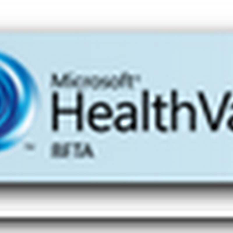 HealthVault Has New Features Including Fax Services for $9.00 a year – Fax to the Vault!