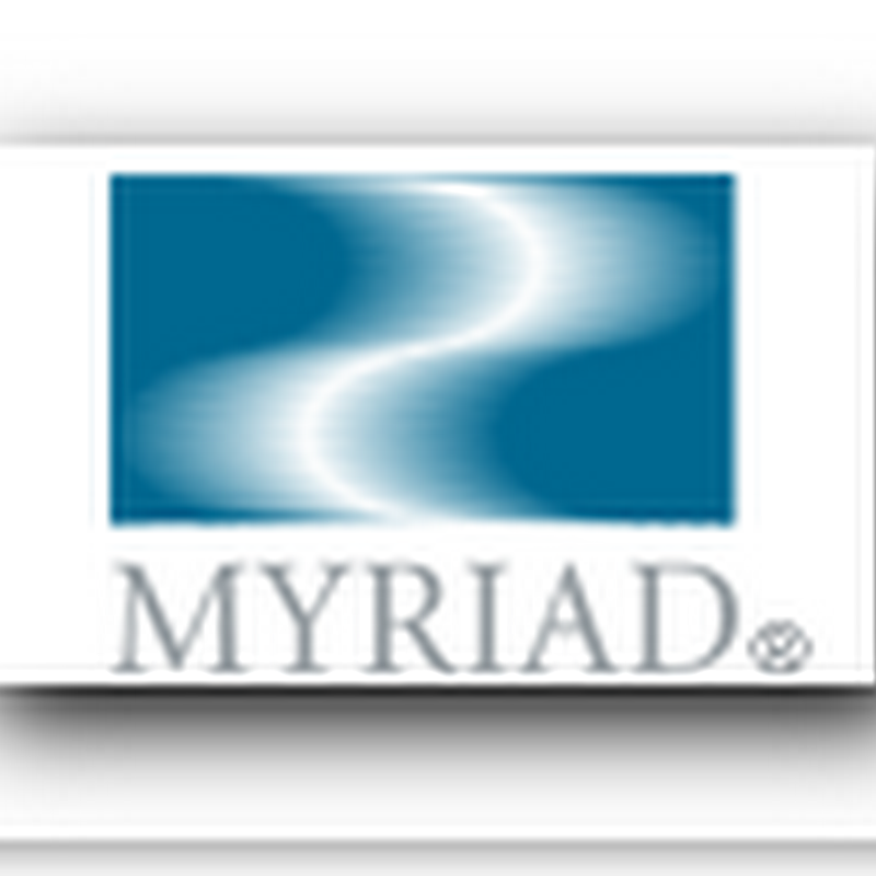 Myriad Genetics Board Explores Prospect of Separating Diagnostic and Pharmaceutical Businesses