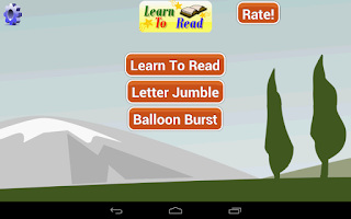Screenshot of Kids Learn To Read English ABC